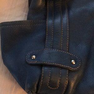 Tignanello Bags - Tignanello genuine pebble leather bag